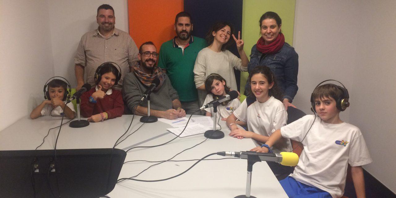 Infancia y salud mental ¡niños y niñas en Radio Himalia!